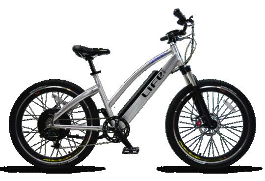 Life EV Life Electric Bicycles Genesis R 400