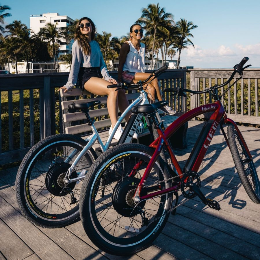 Life EV Life Genesis and Islander Electric Bicycles Made in USA
