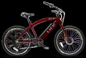 Life EV Islander 400 Beach Cruiser Electric Bicycle