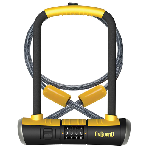 OnGuard E-Bike Lock with $1500 Anti-Theft Protection